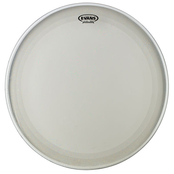 "Evans 24"" EQ3 Bass Drum Clear"