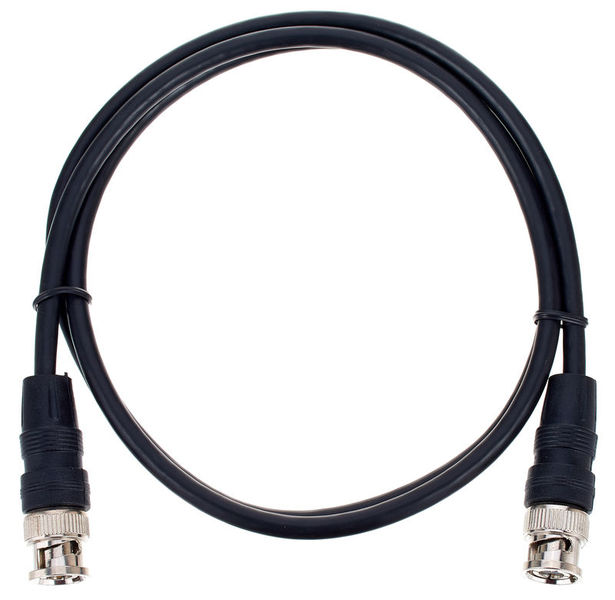 pro snake BNC Cable 50 Ohm 1,0m