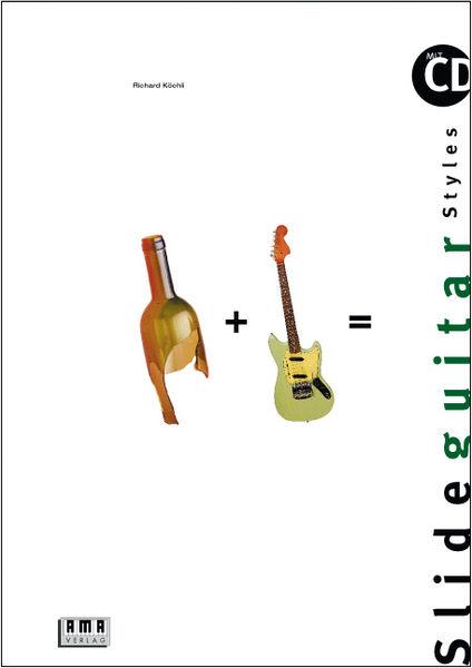 AMA Verlag Köchli Slide Guitar Styles