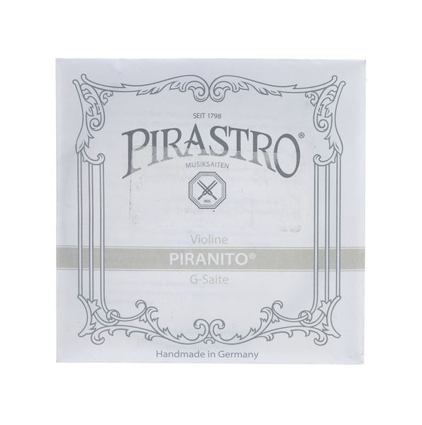 Pirastro Piranito G Violin 4/4 medium