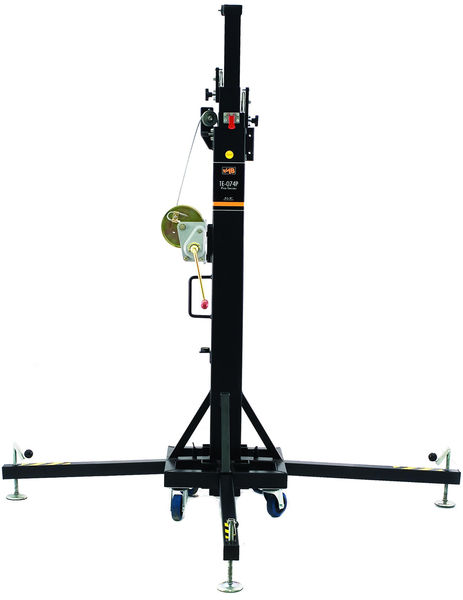VMB TE-074B Towerlift 250kg Bk