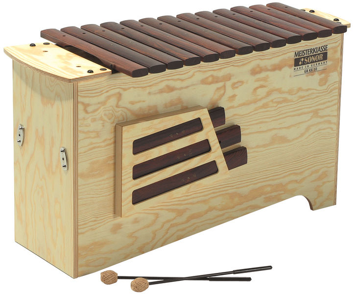 Sonor GBKX10 Deep Bass Xylophone