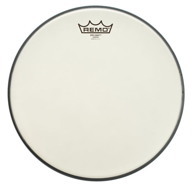 "Remo 12"" Diplomat Coated"
