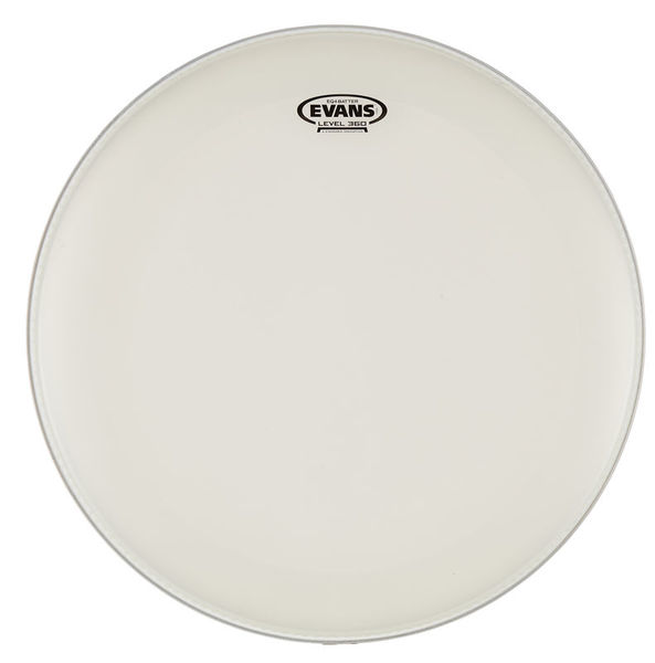 "Evans 20"" EQ4 Frosted Bass Drum"