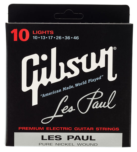 Gibson SEG-LP10