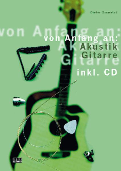 AMA Verlag Akustik-Gitarre Von Anfang An