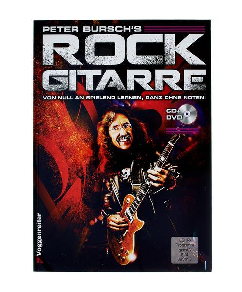 Peter Bursch's Rock Gitarre Voggenreiter