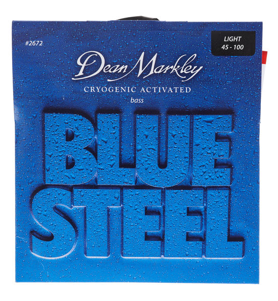 Dean Markley 2672 Blue Steel