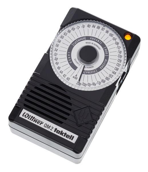 Wittner QM2 Metronome Black