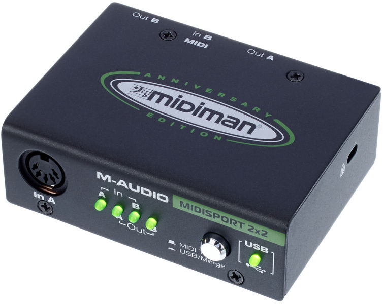 MIDIMAN 2X2 MIDISPORT DOWNLOAD DRIVER
