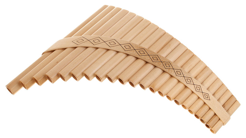"Thomann Solist Panpipes Alto G'- G""""22"