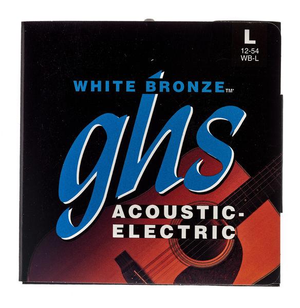 GHS WBL White Bronze
