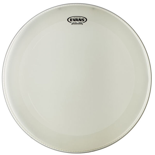 "Evans 22"" EQ4 Frosted Bass Drum"