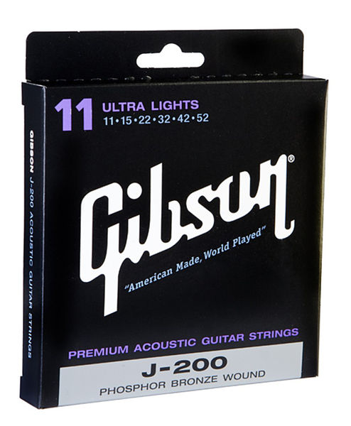 Gibson J-200UL Bronze Acoustic