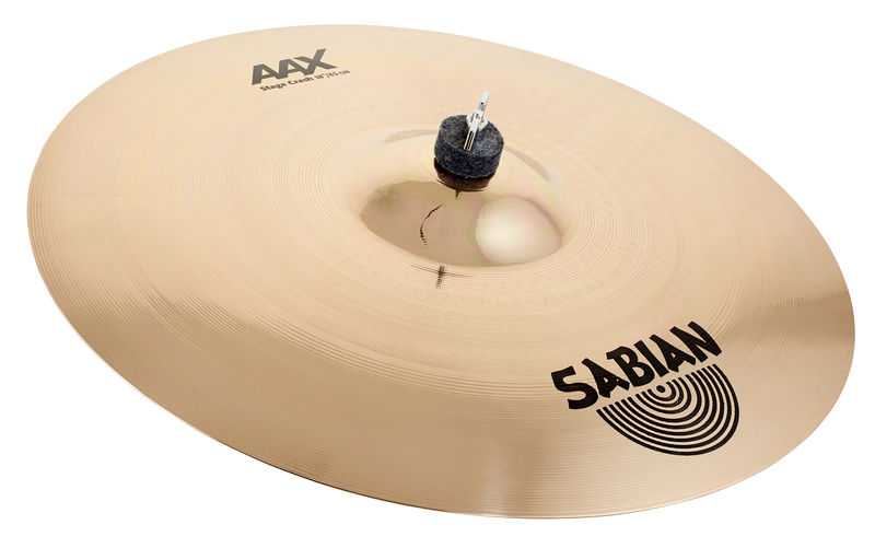 "Sabian 18"" AAX Stage Crash"