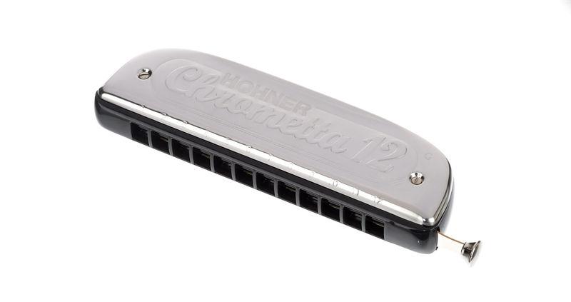 Hohner Chrometta 12G48