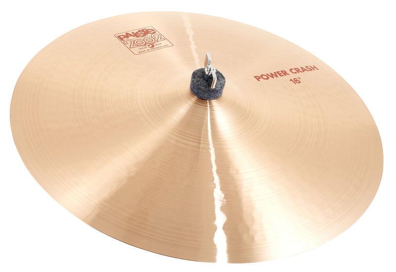 "Paiste 2002 Classic 16"" Power Crash"