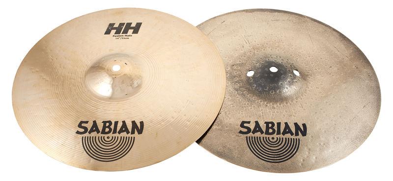 "Sabian 14"" HH Fusion Hi-Hat"
