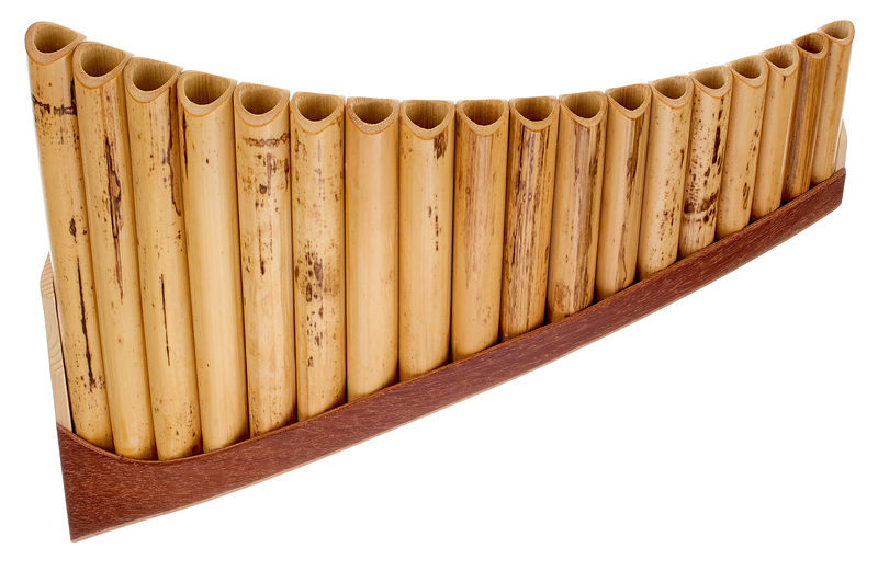 Gewa Panpipes G-Major 18 Pipes