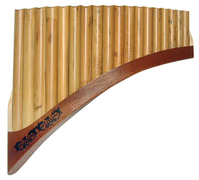 Gewa 700295 Panpipes G-Major