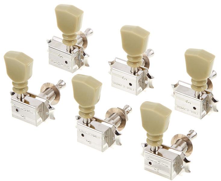 Schaller G-Series Keystone DR 3L/3R NI