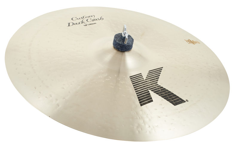 "Zildjian 16"" K-Custom Dark Crash"