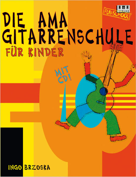 AMA-Gitarrenschule Für Kinder AMA Verlag