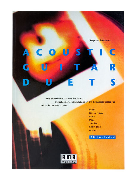 AMA Verlag Acoustic Guitar Duets