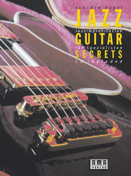 AMA Verlag Vogel Jazz Guitar Secrets