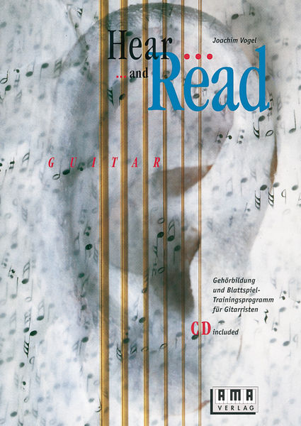 AMA Verlag Hear And Read Guitar