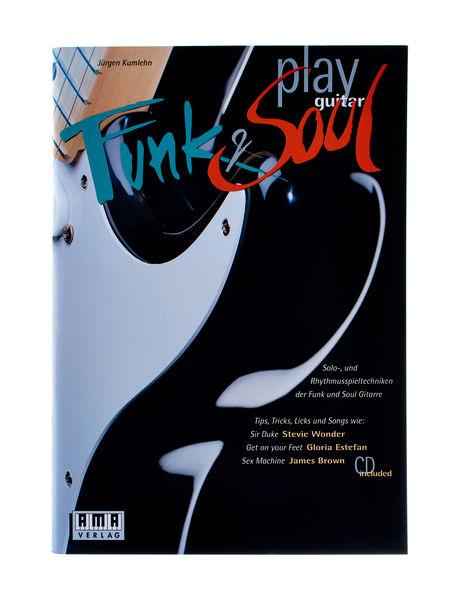 AMA Verlag Play Funk & Soul Guitar