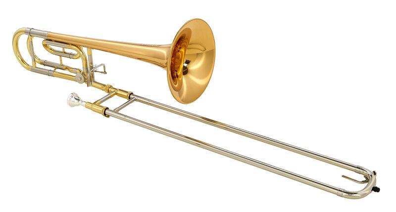 Jupiter JTB1150FRQ Bb/F-Tenor Trombone