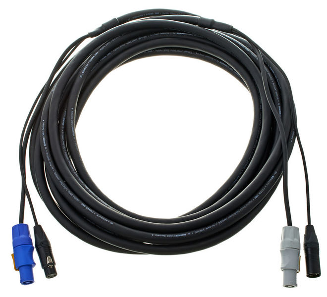 Sommer Cable Monolith1 Power Twist/DMX 10m