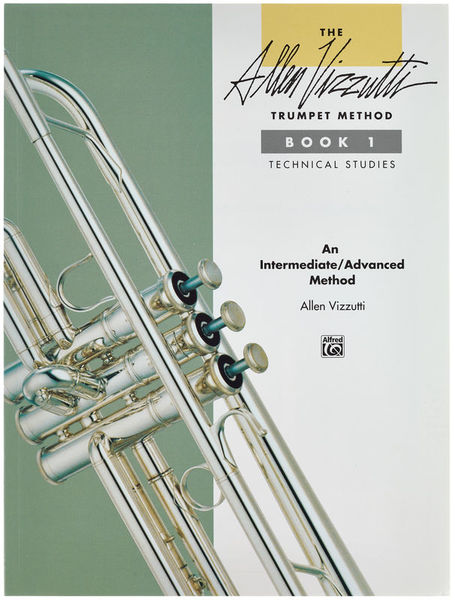 Vizzutti Trumpet Method 1 Alfred Music Publishing