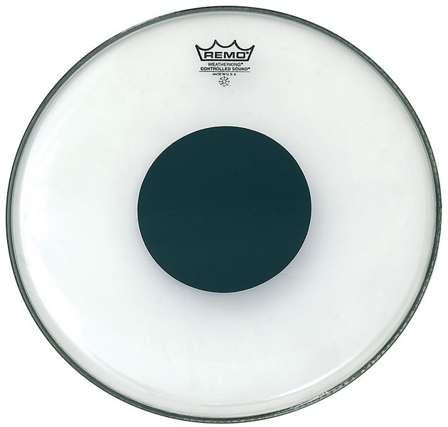 "Remo 12"" CS White Smooth"