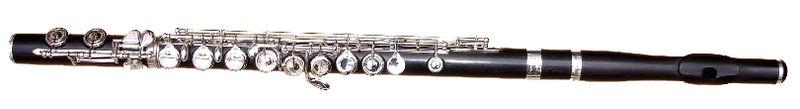 Johannes Gerhard Hammig 758/2/S Wooden Flute