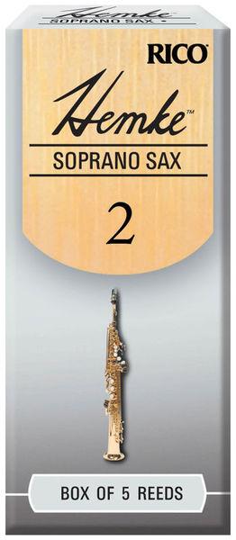 Daddario Woodwinds Hemke Soprano Sax 2