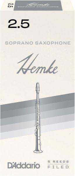 Daddario Woodwinds Hemke Soprano Sax 2,5