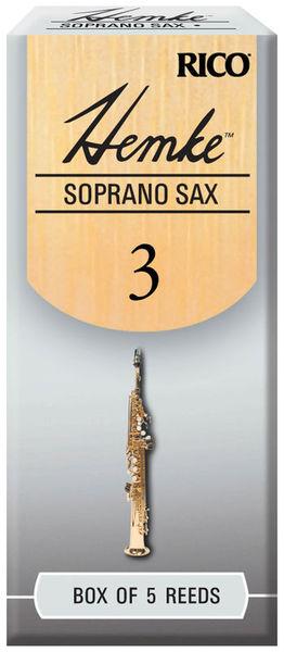 Daddario Woodwinds Hemke Soprano Sax 3