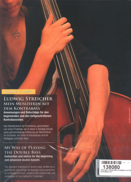 Doblinger Musikverlag Streicher Playing Bass 1