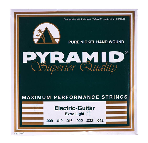 Pyramid Performance Pure Nickel D500