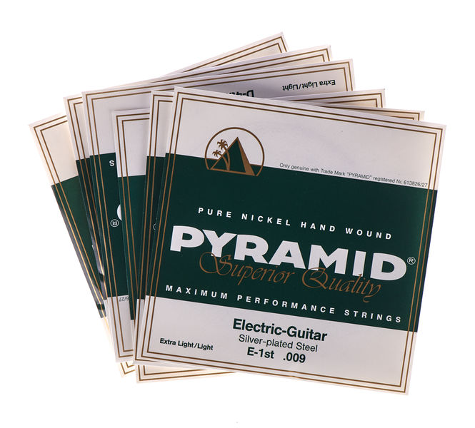 Pyramid Performance Pure Nickel D501
