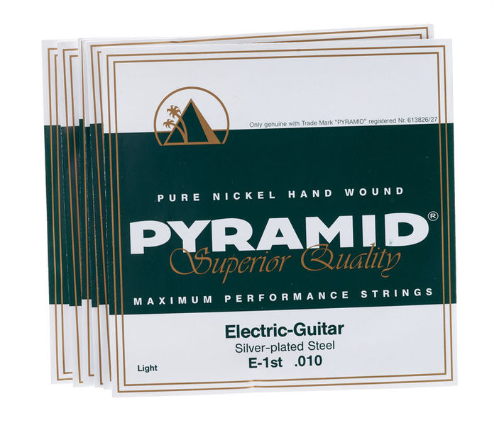 Pyramid Performance Pure Nickel D502