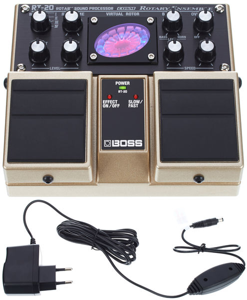 Boss RT-20 Power-Set