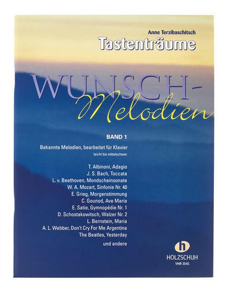 Holzschuh Verlag Wunschmelodien Bd.1