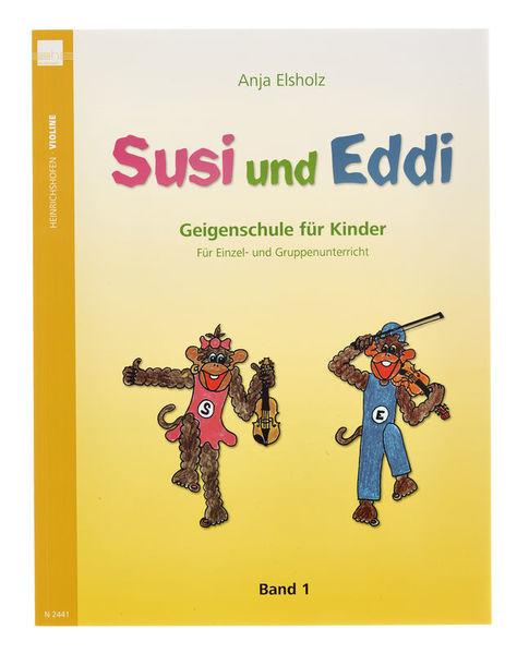 E Heinrichshofen Susi & Eddi Geigenschule 1