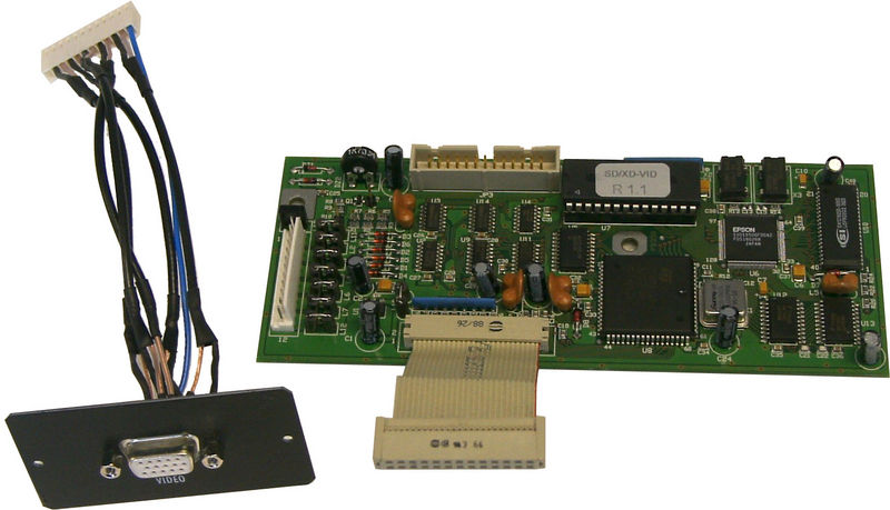 Ketron Video Interface SD/XD