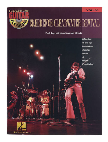 Hal Leonard Creedence Clearwater Revival
