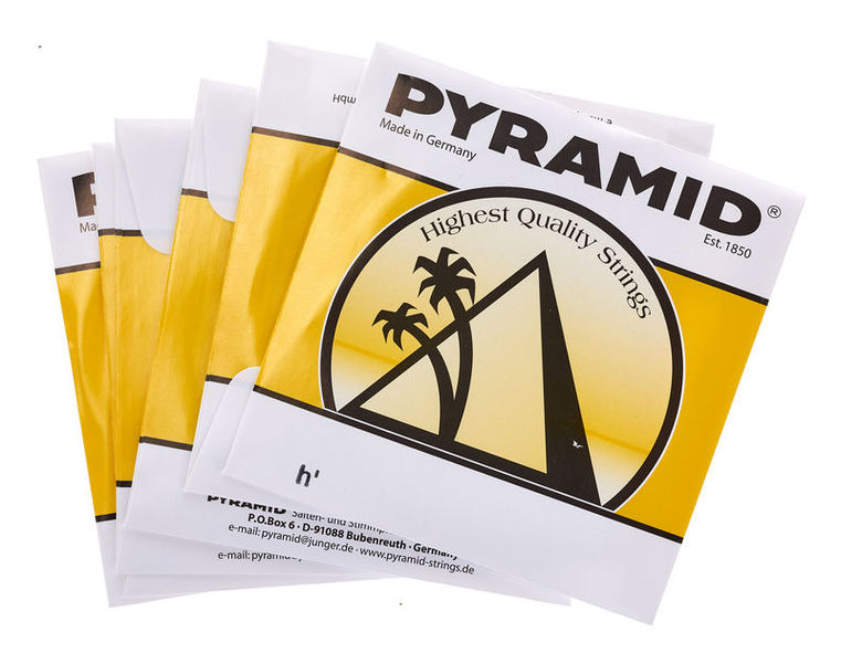 Pyramid Quint Guitar Strings Set