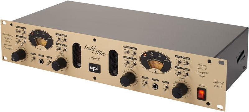 SPL Goldmike Mk2 Premium